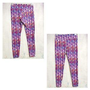 LLR geometric print leggings